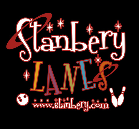 stanbery lanes shirt design graphic