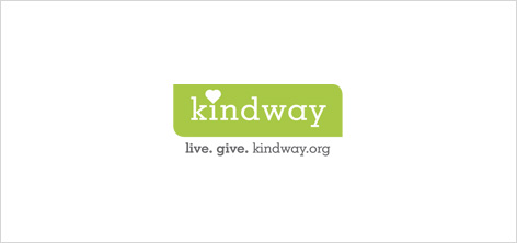 kindway charity organization logo design